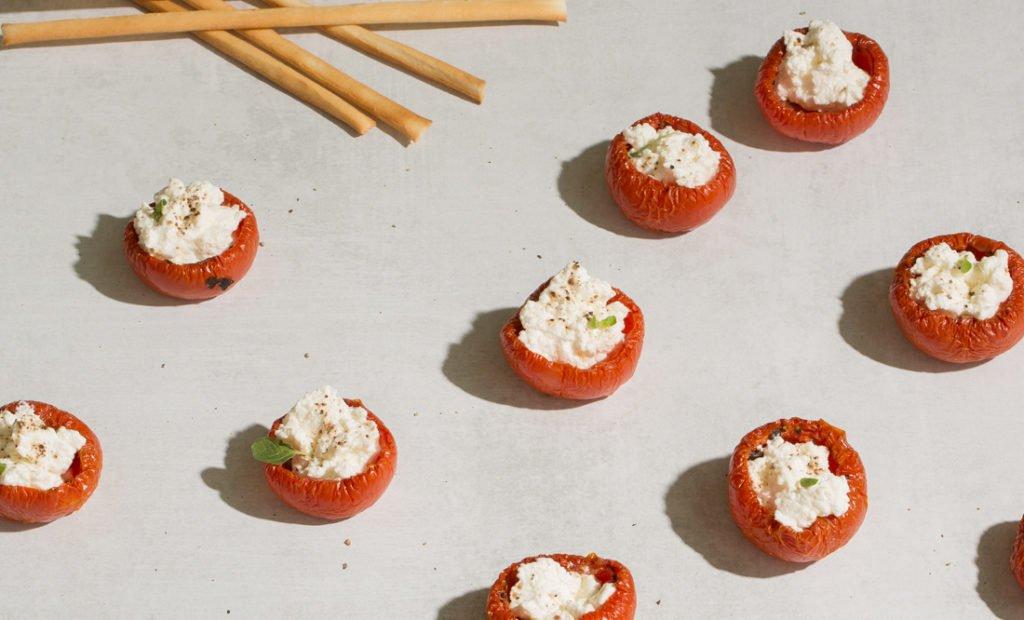 Roasted Tomatoes Recipe