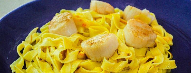 saffron-pasta