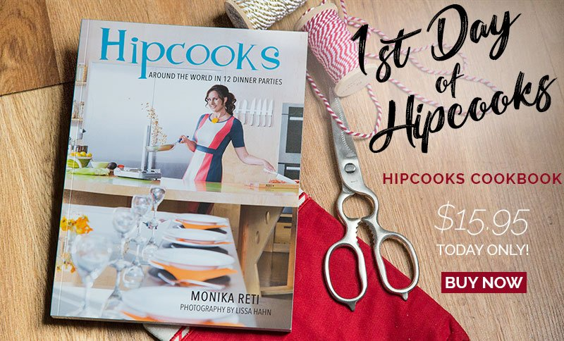 Hipcooks Cookbook Sale 2017