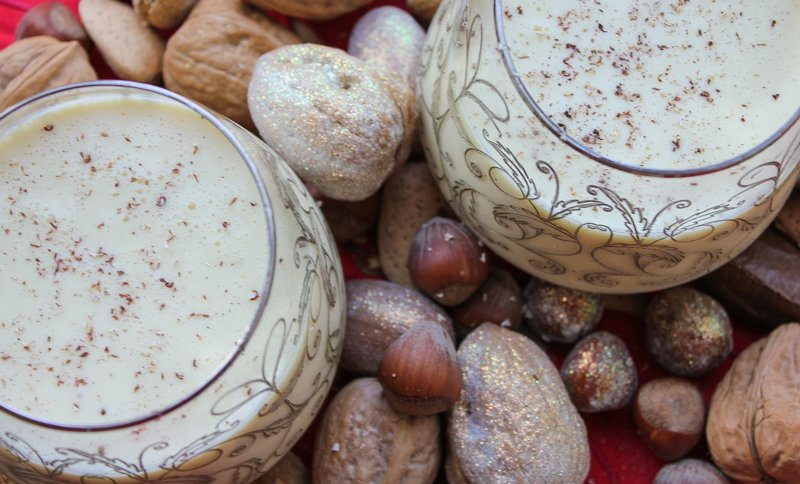 12 Days of Hipcooks Recipe : Eggnog 2 ways