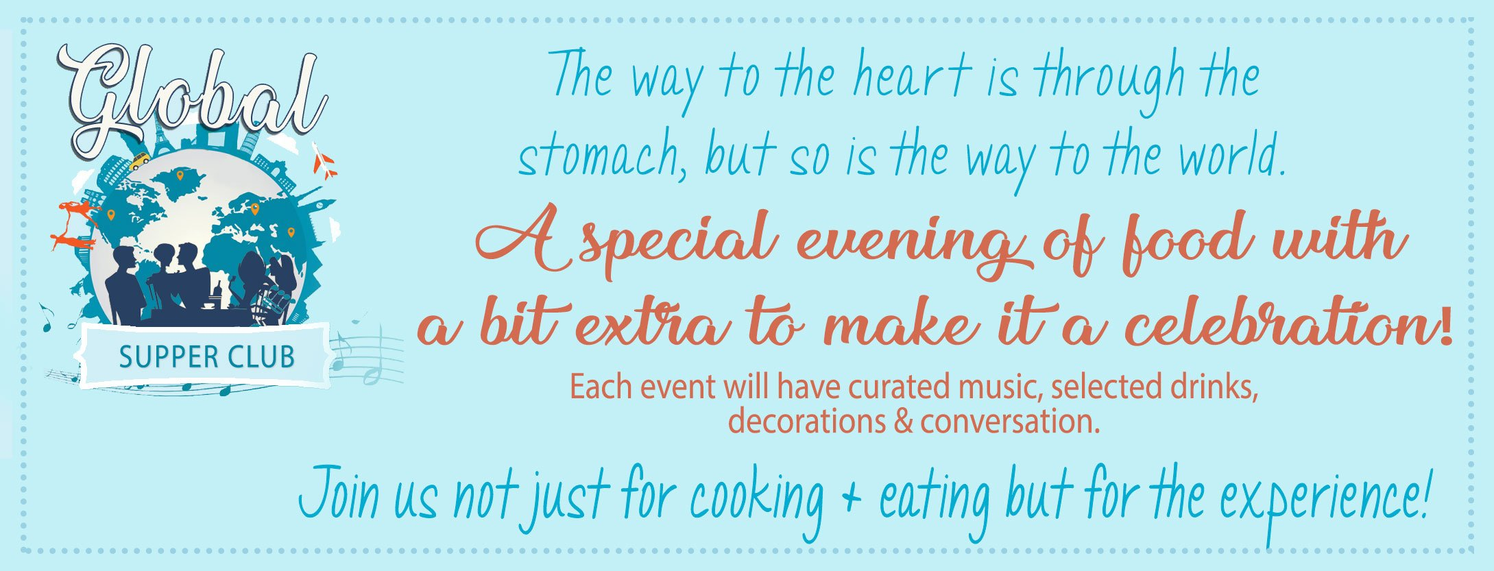 Special Event at Hipcooks