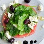 Watermelon, Olive & Feta Salad Thumb