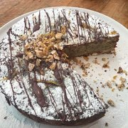 Hazelnut, Lemon & Ricotta Cake Recipe