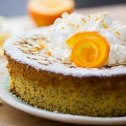 Orange & Almond Cake Recipe