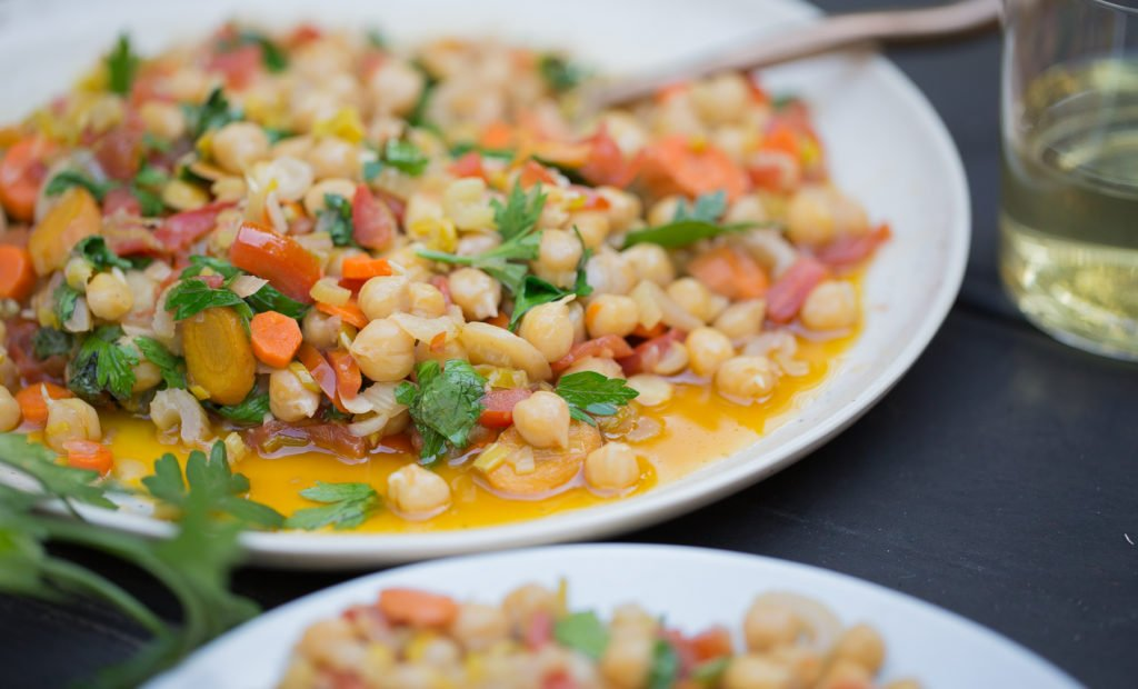 Garbanzo Salad Recipe