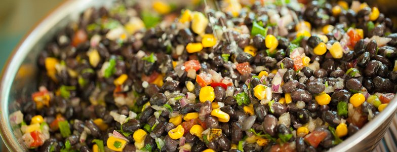 Hipcooks Black Bean Salad