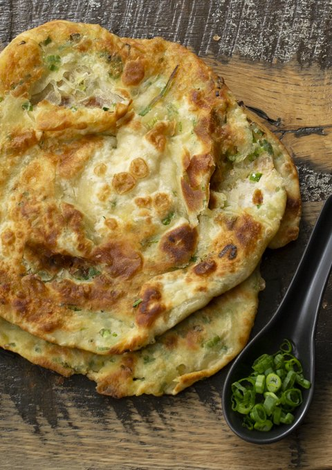 dim sum scallion pancakes thumb