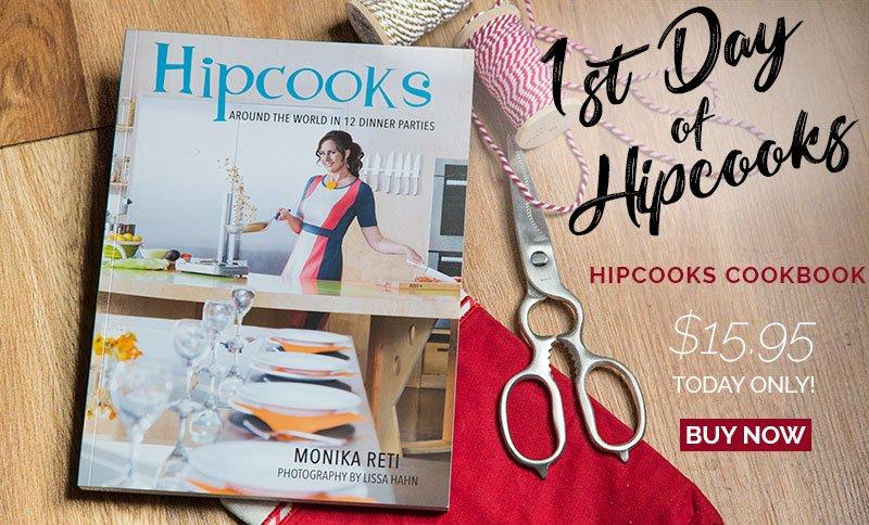 Hipcooks Cookbook Sale 2017