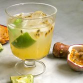 Passion Fruit Caipirinha Recipe