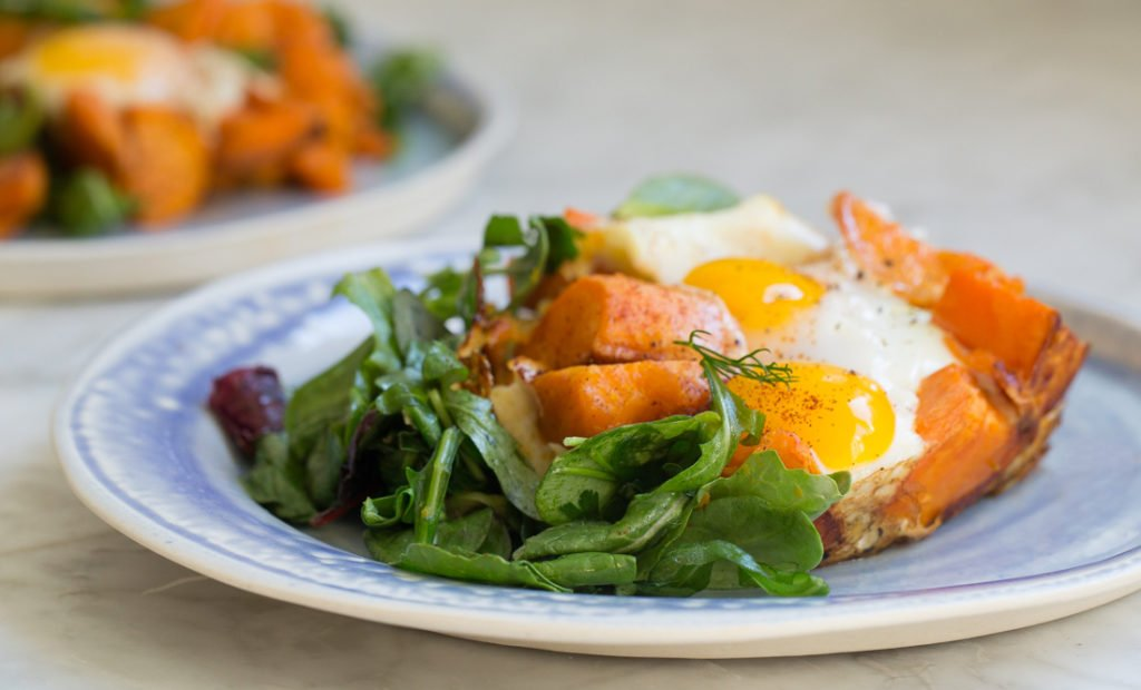 Healthy Brunch Recipe