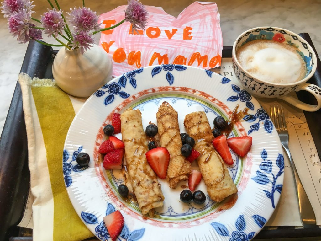 Mother's Day Crepe Recipe