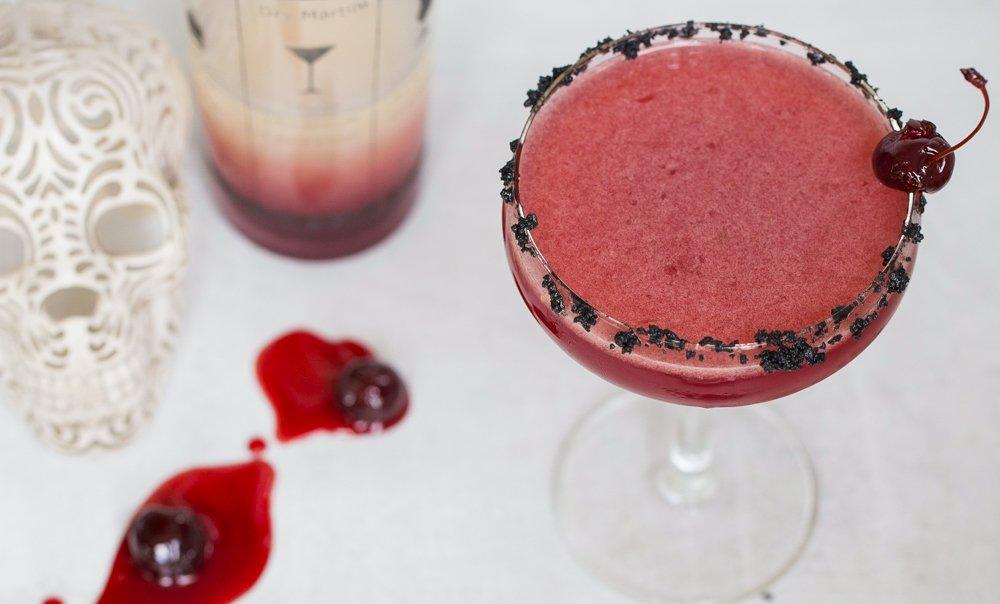 Halloween Recipe: Cherry Margarita