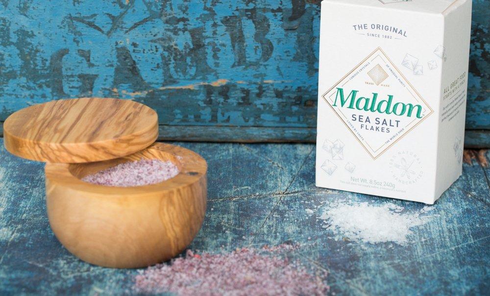 BlueBerry Salt Recipe for Margaritas