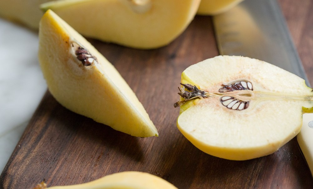 How to Poach Quince