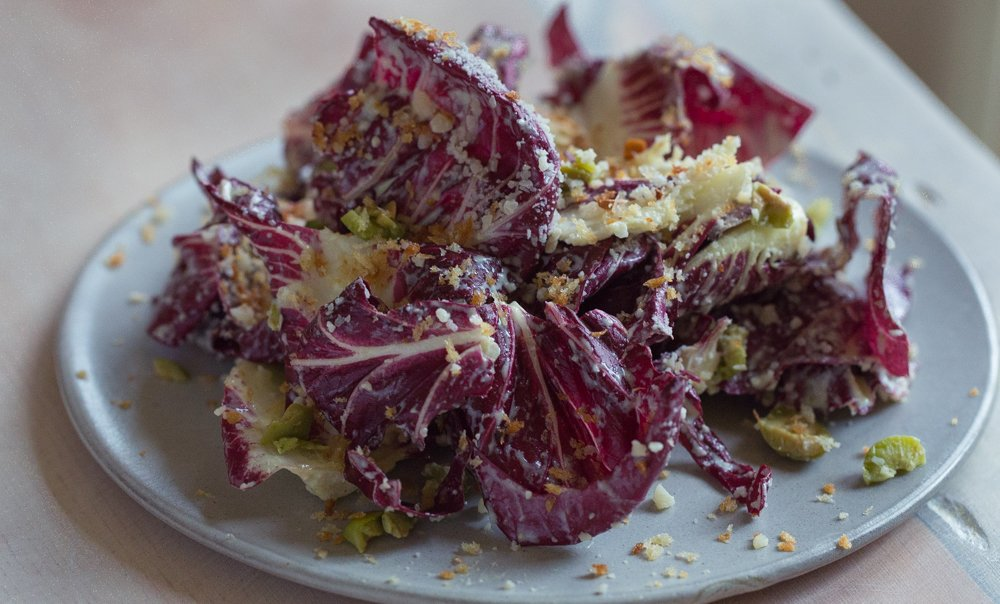 Radicchio Salad Recipe