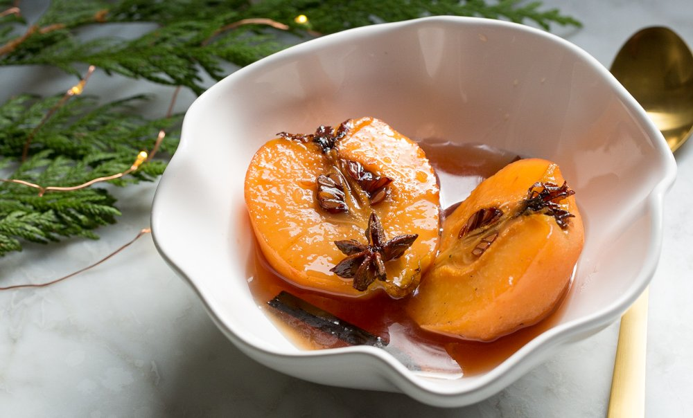 Poached Quince Recipe