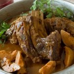 Lamb with Quince tagine recipe