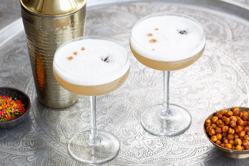 Cardamom cocktail recipe