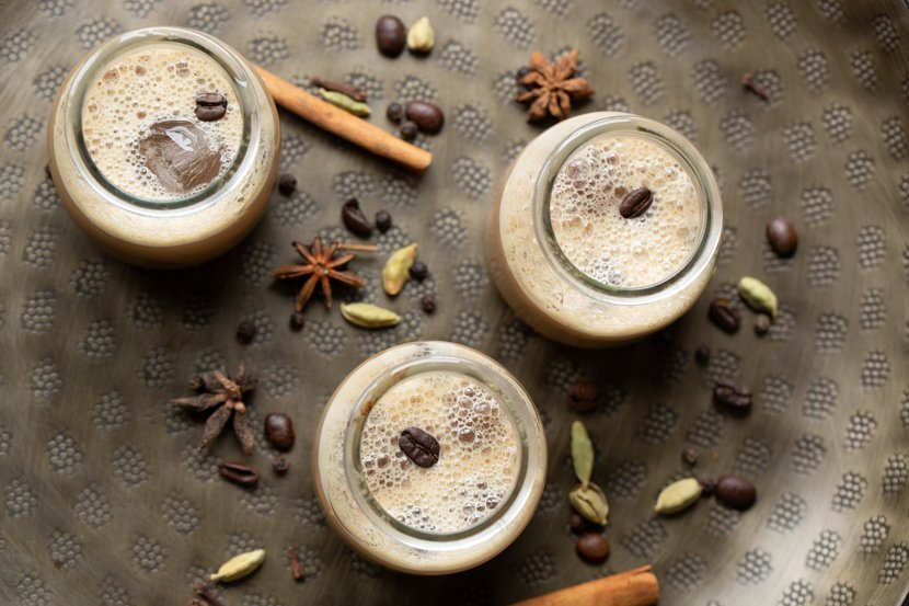 How to make a Dirty Chai Martini