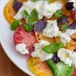 Tomatoes and Mozzarella Recipe