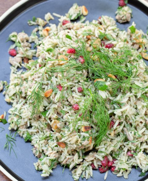 How to make rice pilaf