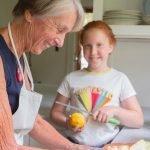Cooking apple strudel with my German Grandma