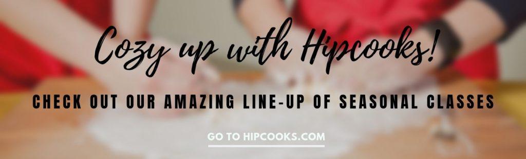 Banner for Hipcooks.com