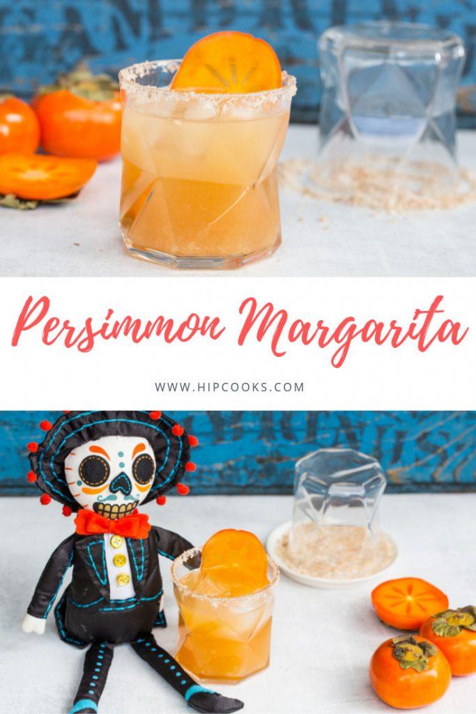 Pin Persimmon Margarita