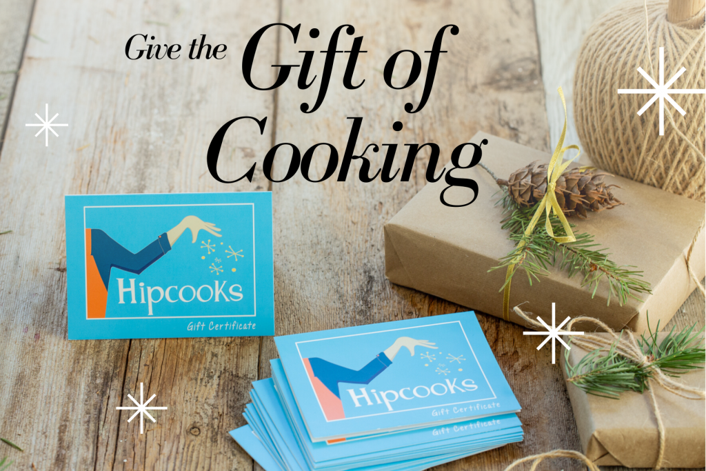 Give the gift of Cooking