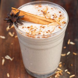 "Chai Spice ""Latte"" Smoothie"