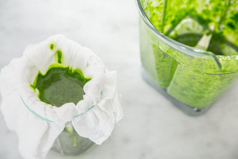 Filter Basil Oil